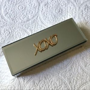 XOXO Mirrored Jewelry Box
